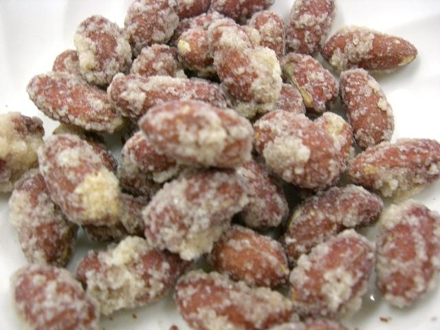 調味粕+皮付き落花生=新感覚豆菓子!酒粕ピーナッツ